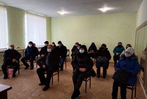 Річна статистична звітність закладів культури Великописарівщини