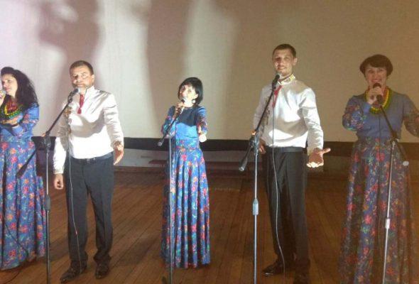 Концертна програма у Токарях