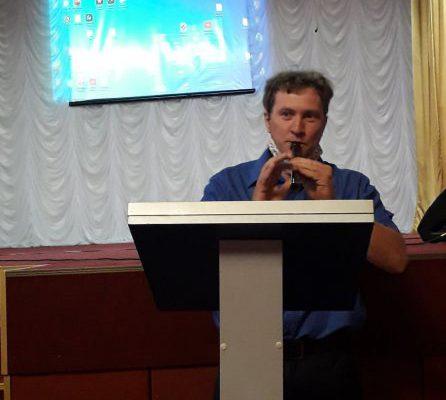«Розвиток інструментального жанру в Лебединському районі»