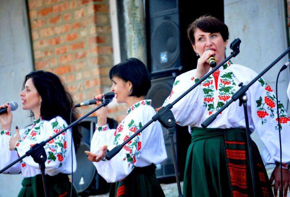 Святковий концерт до Дня села Веприк