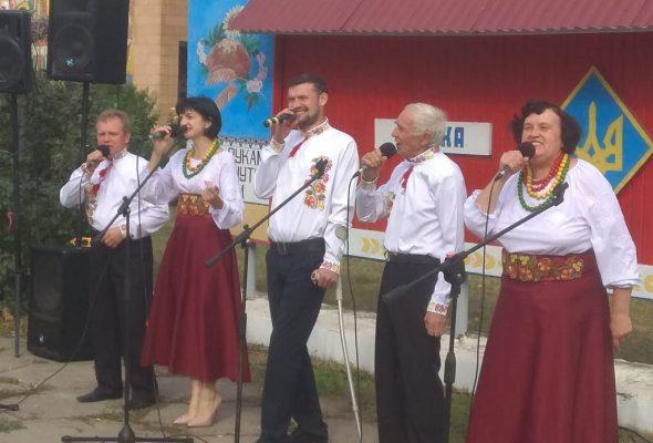 Святковий концерт для жителів Полтавщини
