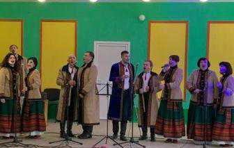 Святковий концерт для катеринівців