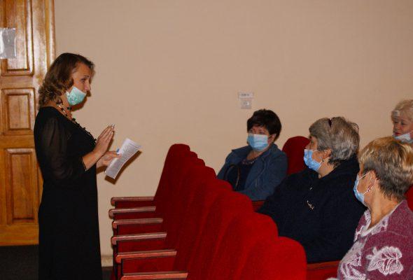 Районний семінар клубних працівників Путивльського району