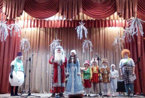 І співали, й танцювали – зиму зустрічали!