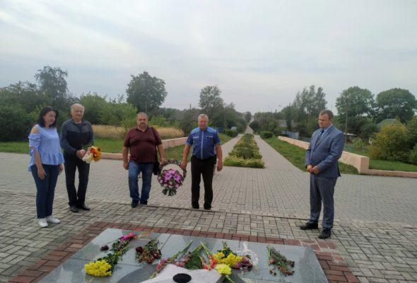 Вшанування пам'яті загиблих
