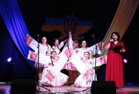 Cвято єдності Української держави на Буринщині