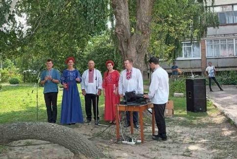Пісенний вінок, що поєднав мешканців Попівської громади