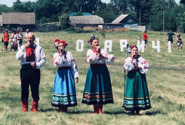 Усією громадою відсвяткували 365-річчя села Озаричі