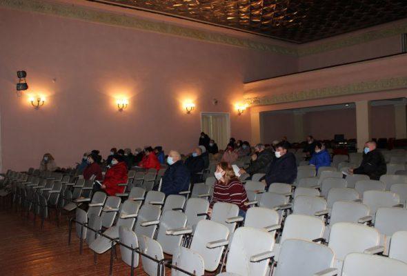 Семінар-практикум для клубних працівників громади Бурині