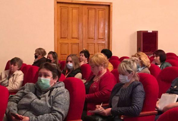 Семінар клубних працівників у Путивлі