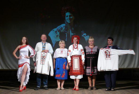 Український костюм: від минулого – до сьогодення